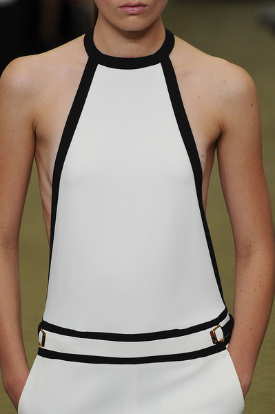 Bill Blass at New York Spring 2012 (Details)