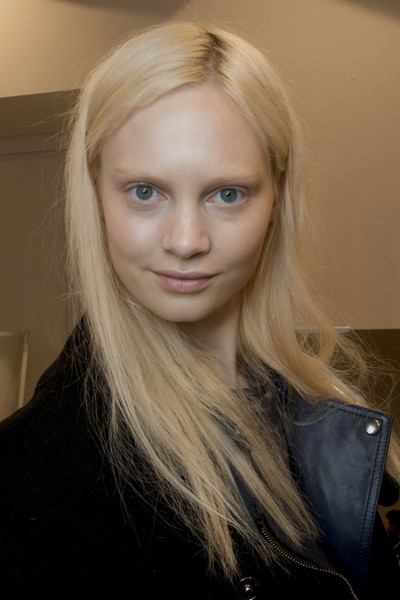 Blugirl at Milan Fall 2013 (Backstage)