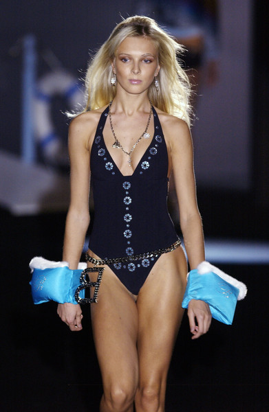 Blumarine at Milan Spring 2004