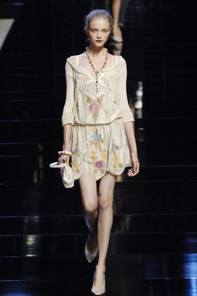 Blumarine at Milan Spring 2006