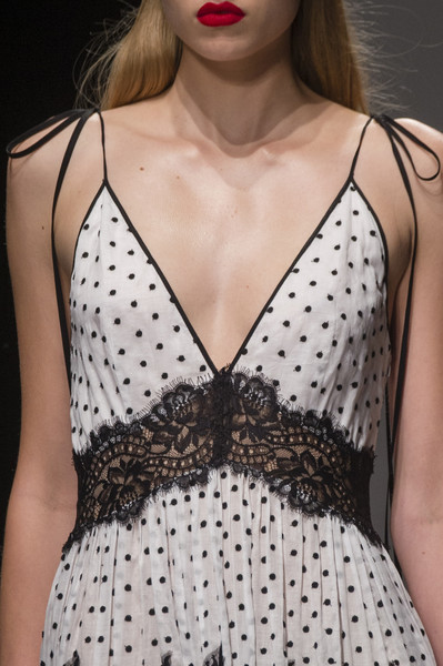 Blumarine at Milan Fashion Week Spring 2018