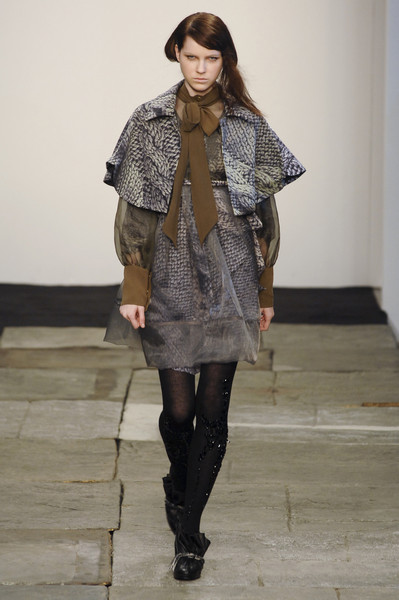 Bora Aksu at London Fall 2008