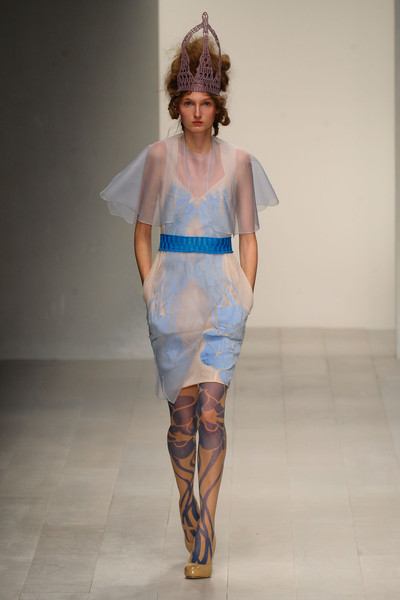 Bora Aksu at London Spring 2013