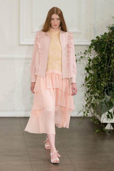 Bora Aksu at London Spring 2017