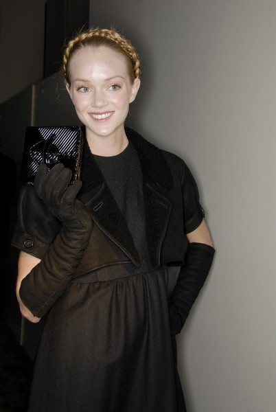 Bottega Veneta at Milan Fall 2007 (Backstage)