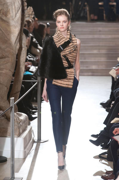 Bouchra Jarrar at Couture Spring 2013 [couture spring 2013,fashion model,fashion,fashion show,clothing,runway,haute couture,outerwear,jeans,footwear,event,bouchra jarrar,supermodel,socialite,haute couture,runway,fashion,model,cut,fashion show,bouchra jarrar,haute couture,fashion show,runway,fashion,model,supermodel,couture couture by juicy couture,socialite,the cut]