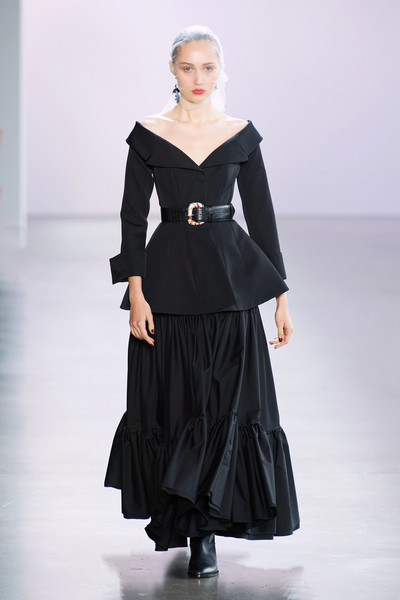 Brock Collection at New York Fall 2020