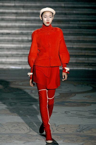 Bruno Pieters at Paris Fall 2007