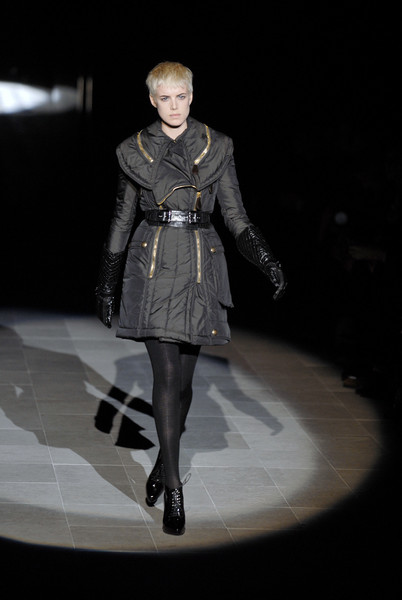 Burberry Prorsum at Milan Fall 2007