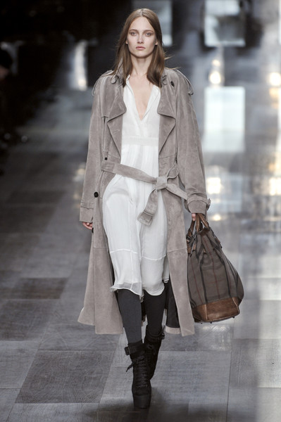 Burberry Prorsum at Milan Fall 2009