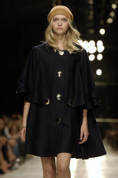 Burberry Prorsum at Milan Spring 2006