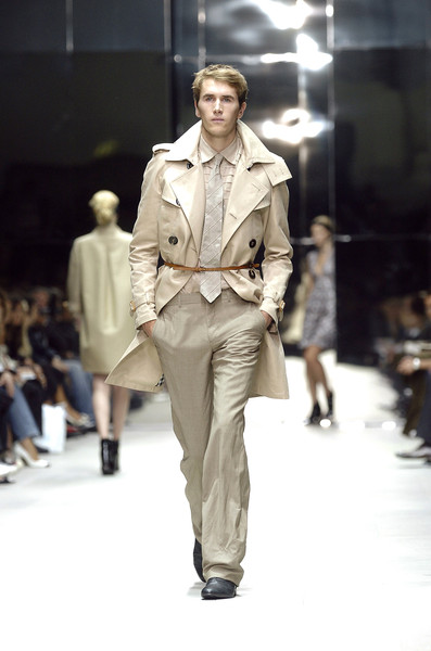 Burberry Prorsum at Milan Spring 2007