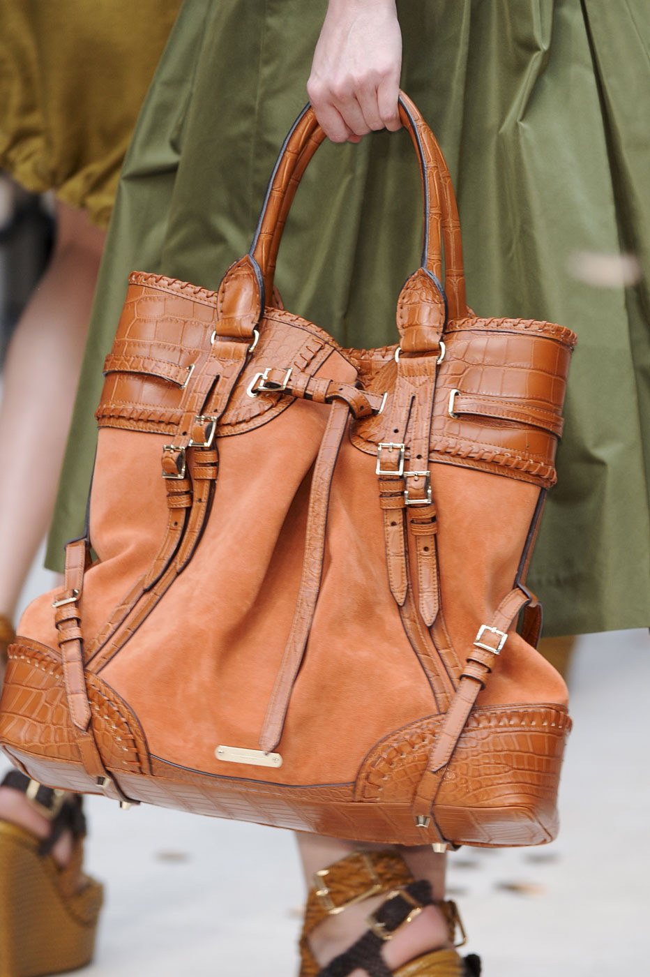 763904ccb190 Burberry Prorsum Spring 2012 Runway Pictures - Livingly