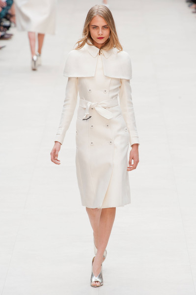 Burberry Prorsum at London Spring 2013