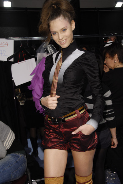 Byblos at Milan Fall 2008 (Backstage)