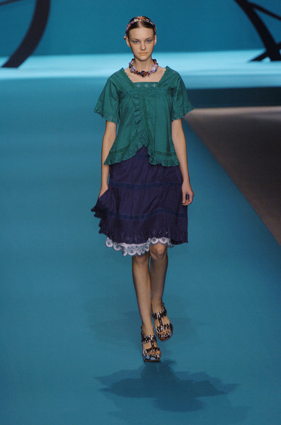 Cacharel at Paris Spring 2005