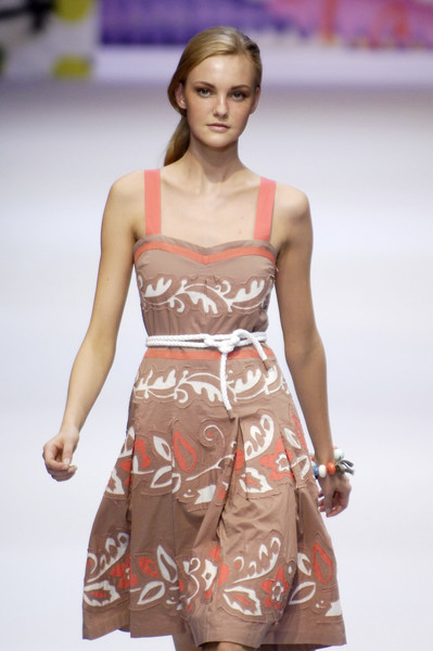 Cacharel at Paris Spring 2006