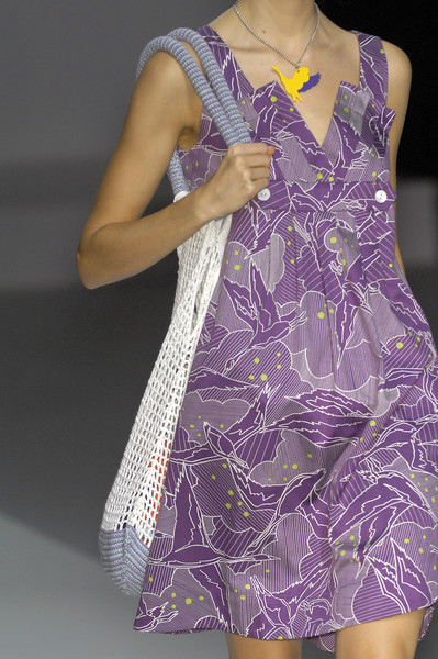 Cacharel at Paris Spring 2009 (Details)