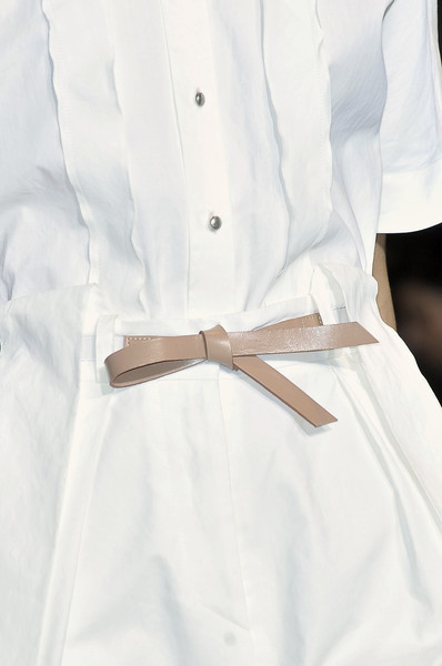 Cacharel at Paris Spring 2010 (Details)