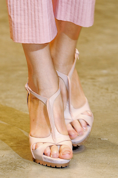 Cacharel at Paris Spring 2011 (Details)