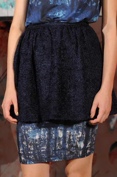 Calla at New York Spring 2013 (Details)