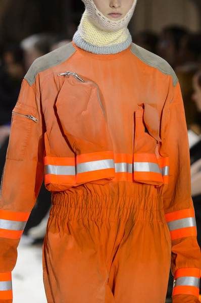 Calvin Klein at New York Fall 2018 (Details)