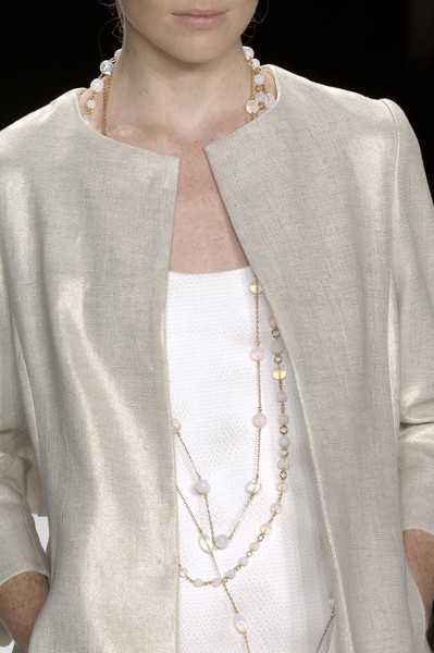 Carmen Marc Valvo at New York Spring 2007 (Details)