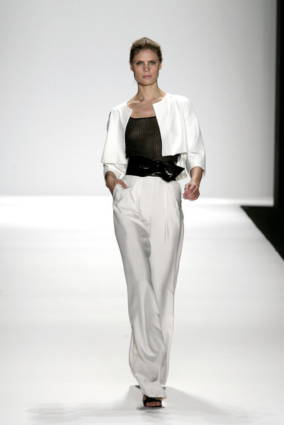 Carmen Marc Valvo at New York Spring 2007
