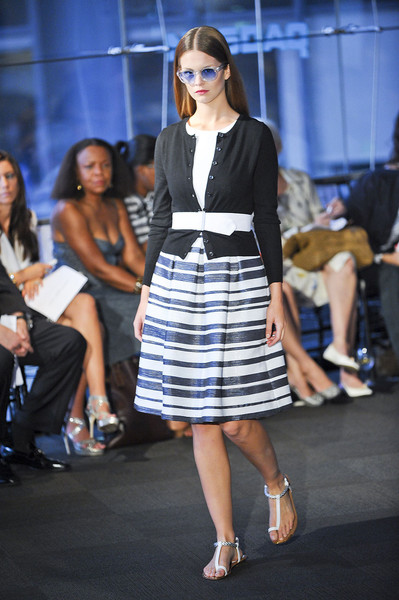 Carmen Marc Valvo at New York Spring 2012