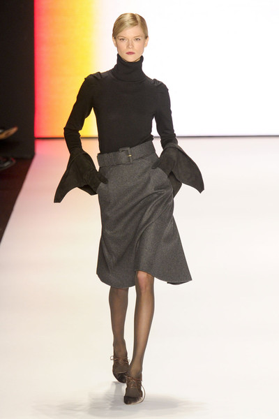 Carolina Herrera at New York Fall 2011