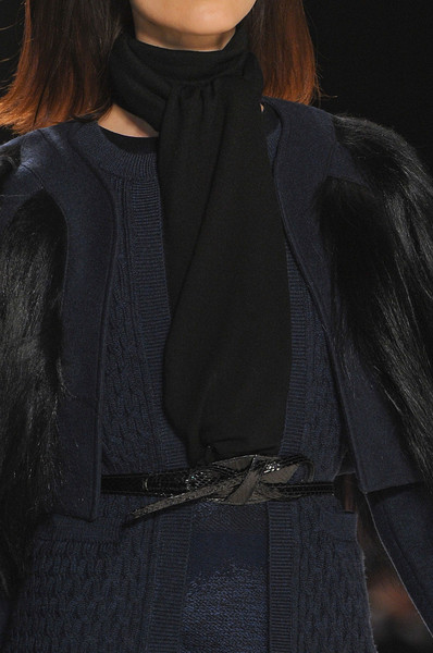 Carolina Herrera at New York Fall 2012 (Details)