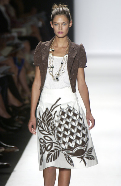 Carolina Herrera at New York Spring 2006