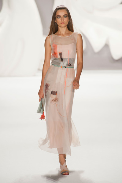 Carolina Herrera at New York Spring 2013