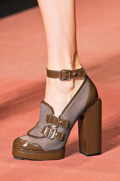 Carven at Paris Spring 2013 (Details)