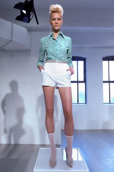 Catherine Malandrino at New York Spring 2013