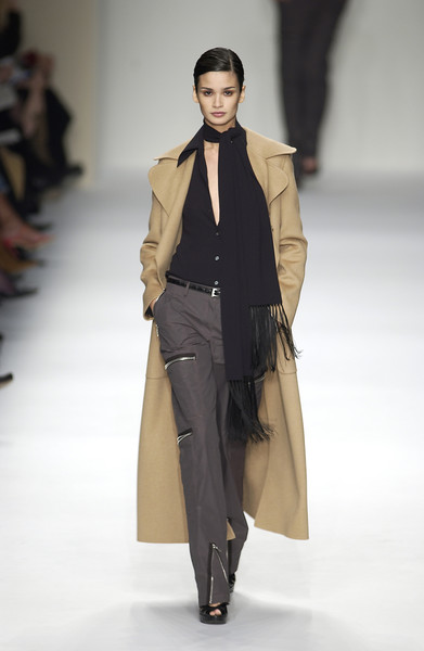 Céline at Paris Fall 2002