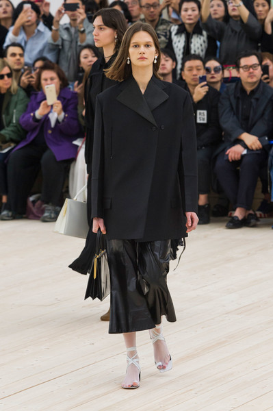 Céline at Paris Spring 2017
