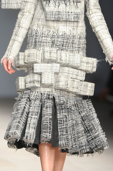 Central Saint Martins at London Fall 2012 (Details)