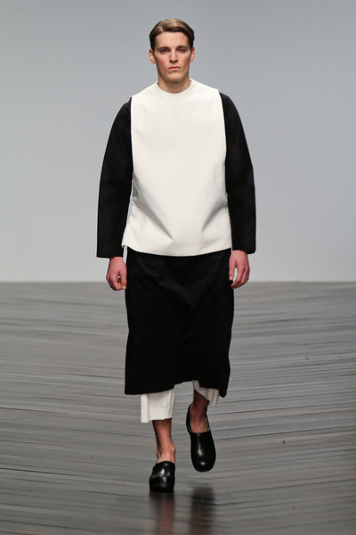 Central Saint Martins MA - Nicomede Talavera at London Fall 2013
