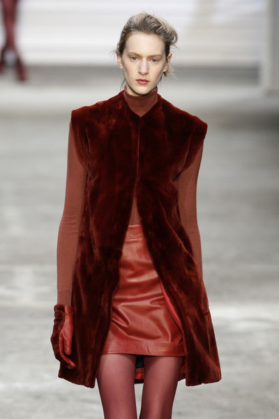Cerruti at Paris Fall 2010