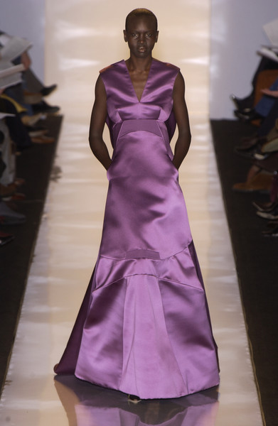 Chado Ralph Rucci at New York Fall 2003