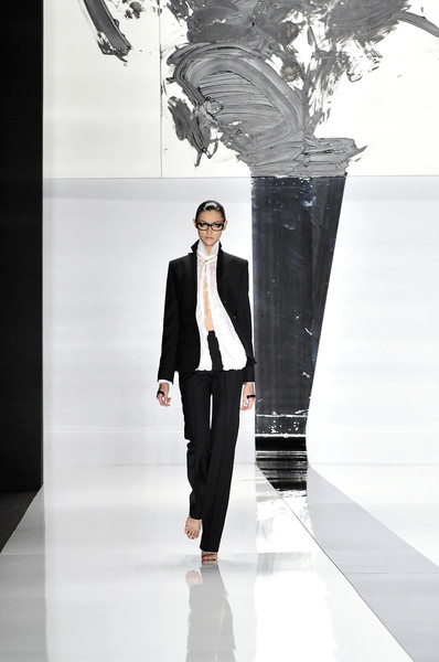 Chado Ralph Rucci at New York Spring 2010