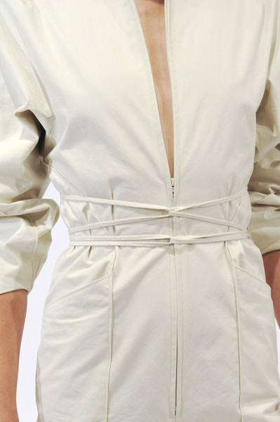 Chado Ralph Rucci at New York Spring 2011 (Details)