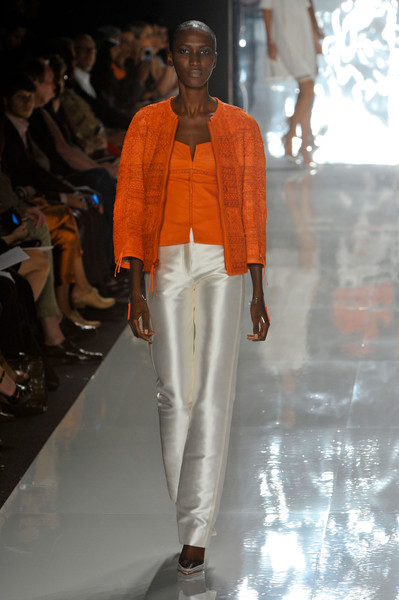 Chado Ralph Rucci at New York Spring 2013