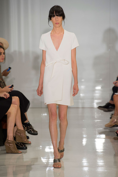 Chado Ralph Rucci at New York Spring 2015