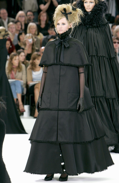 Chanel at Couture Fall 2005