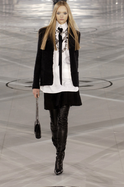 Chanel at Paris Fall 2005