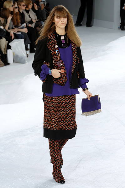 Chanel at Paris Fall 2007
