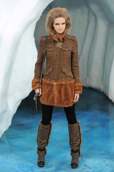 Chanel at Paris Fall 2010