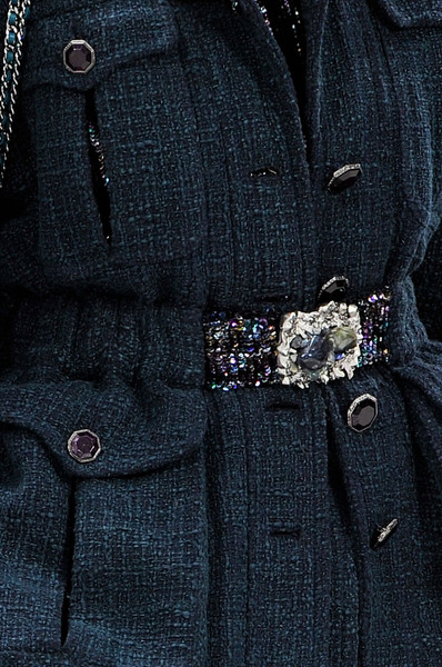 Chanel at Paris Fall 2012 (Details)